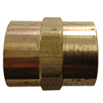"Socket 3/8"" Brass"