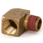 "Elbow 1/2""M/NPT x 1/2""F/NPT Brass"