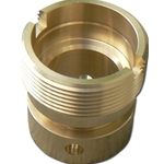 Case Seal CAT 310 Brass