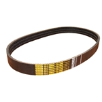 "Belt V, BX67, 68.8"" Pitch Length, Cogged , Banded"