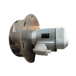 Dryer Motor with Impellor Horizontal LW360 380 V 50 Hz