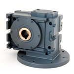 Gear Box 30:1 D80 Mount