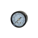 "Gauge 0-160psi 1/8"" Rear Mount"
