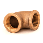 "Elbow 1""F/NPT x 1""F/NPT Brass"