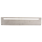"Flag Bridge 11GA 2 3/4"" x 13 3/4"" (70x350mm) S/Steel"