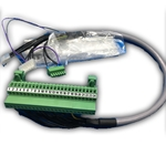 Touch Select Wiring Loom Green Terminal Strip (NEW)
