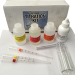 Test Kit SuperSat (Alkaline Titration Kit)