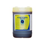 SuperSat Foam N Shine 6 gal - Yellow