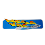 Decal Dome Front Sides Mega Vac