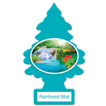 Decal Tree Rainforest Mist