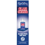 Decal Quick Dry Glass Cleaner Towel