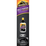 Decal  Armor All 4oz Multi Purpose Cleaner Flat Bottle