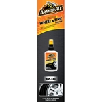 Decal  Armor All 4oz Extreme Wheel & Tyre Cleaner Flat Bottle