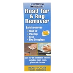 Overlay Bug and Tar Remover Sachet