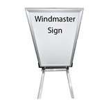 "Frame for 28"" x 44"" Windmaster Sign"