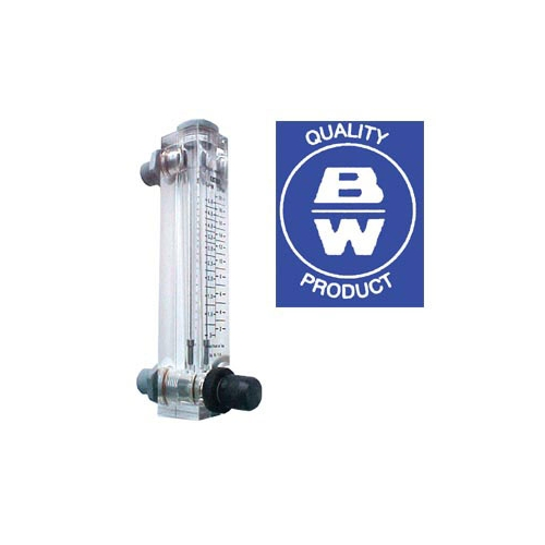 Flowmeter 0.5-5.0GPM F550A Adjustable (Waste Control)
