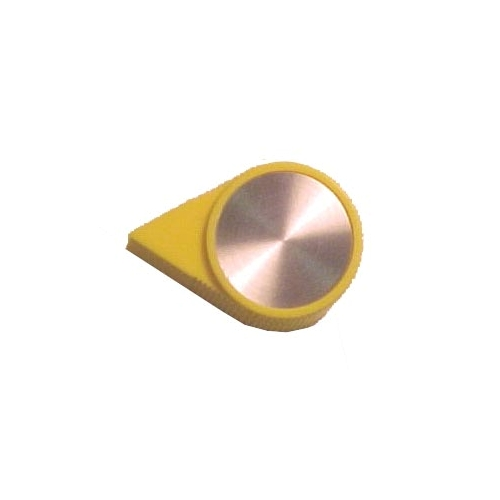 Rotary Switch Knob - Yellow