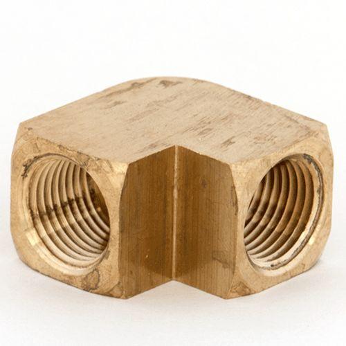 "Elbow 1/2""F/NPT x 1/2""F/NPT Brass"