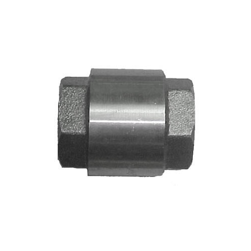 "Check Valve 3/4"" Female S/Steel"
