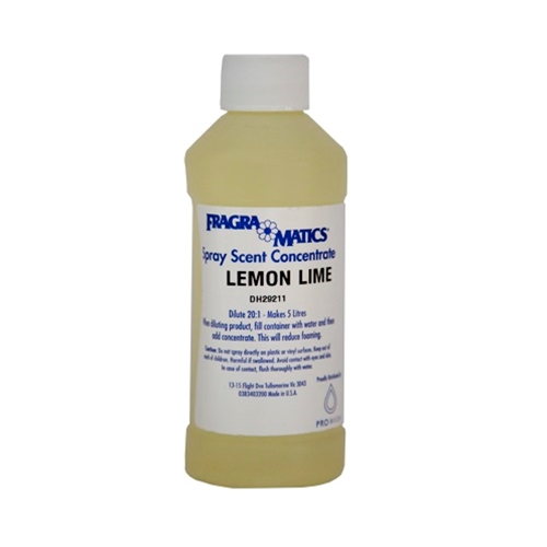 Fragrance Concentrate 250ml Fragramatics - Lemon Lime