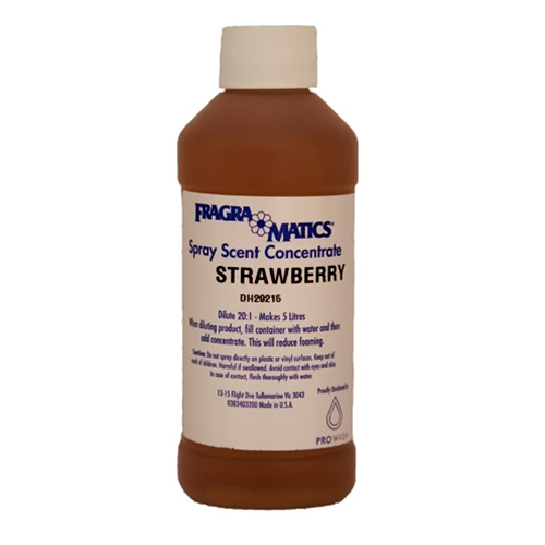 Fragrance Concentrate 250ml Fragramatics - Strawberry