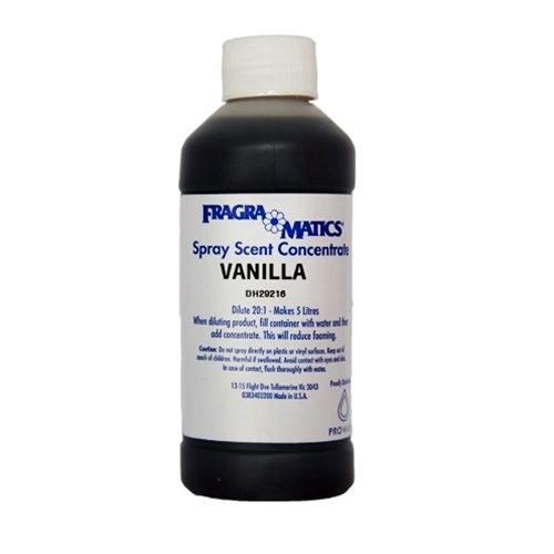 Fragrance Concentrate 250ml Fragramatics - Vanilla
