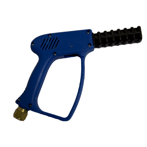 Triple Hose Gun for Splatter Wax