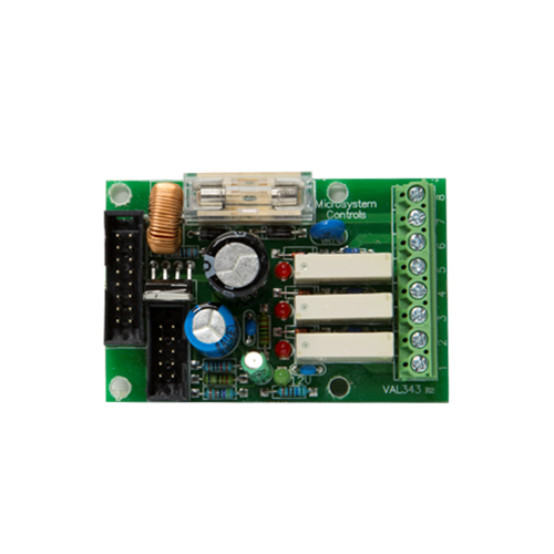 Interface Board VAL 343 Microcoin