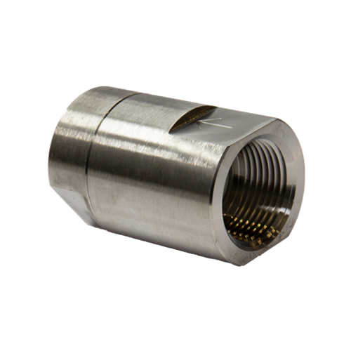 "Valve 1"" NPT Stainless High Pressure LW360P"