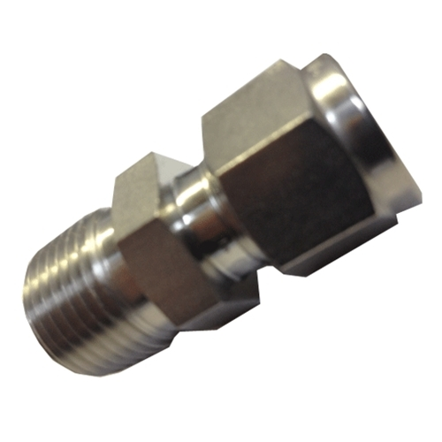 "Connector 3/8""T x 3/8""MNPT"