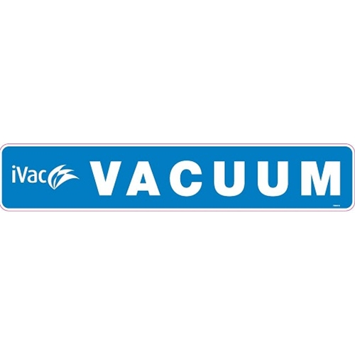Decal iVac Vacuum (Dome)
