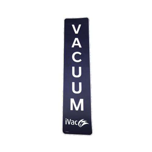 Prowash iVac Vacuum (Canister) Dark Blue Decal