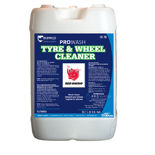Prowash Tyre and Wheel 6 gal