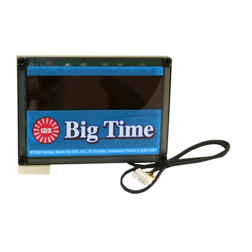 Timer Big Time Display Two Timer (Vac/Frag)