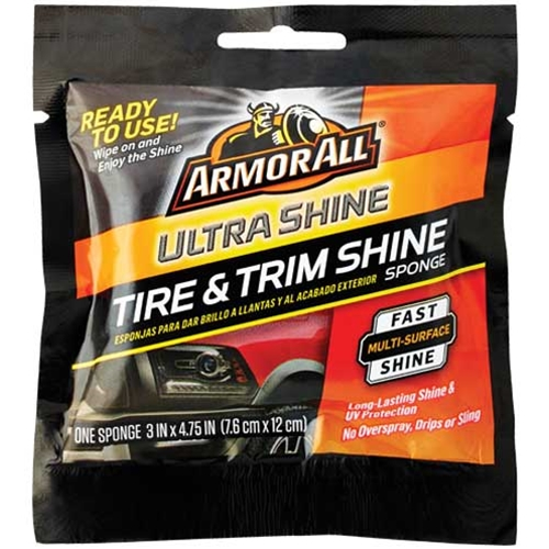 Armor All Ultra Shine Tyre and Trim Sponge (100)