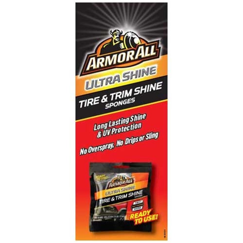 Overlay Armor All Ultra Shine Tire and Trim Sponge