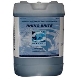 Rhino Brite Low pH Presoak 6 gal